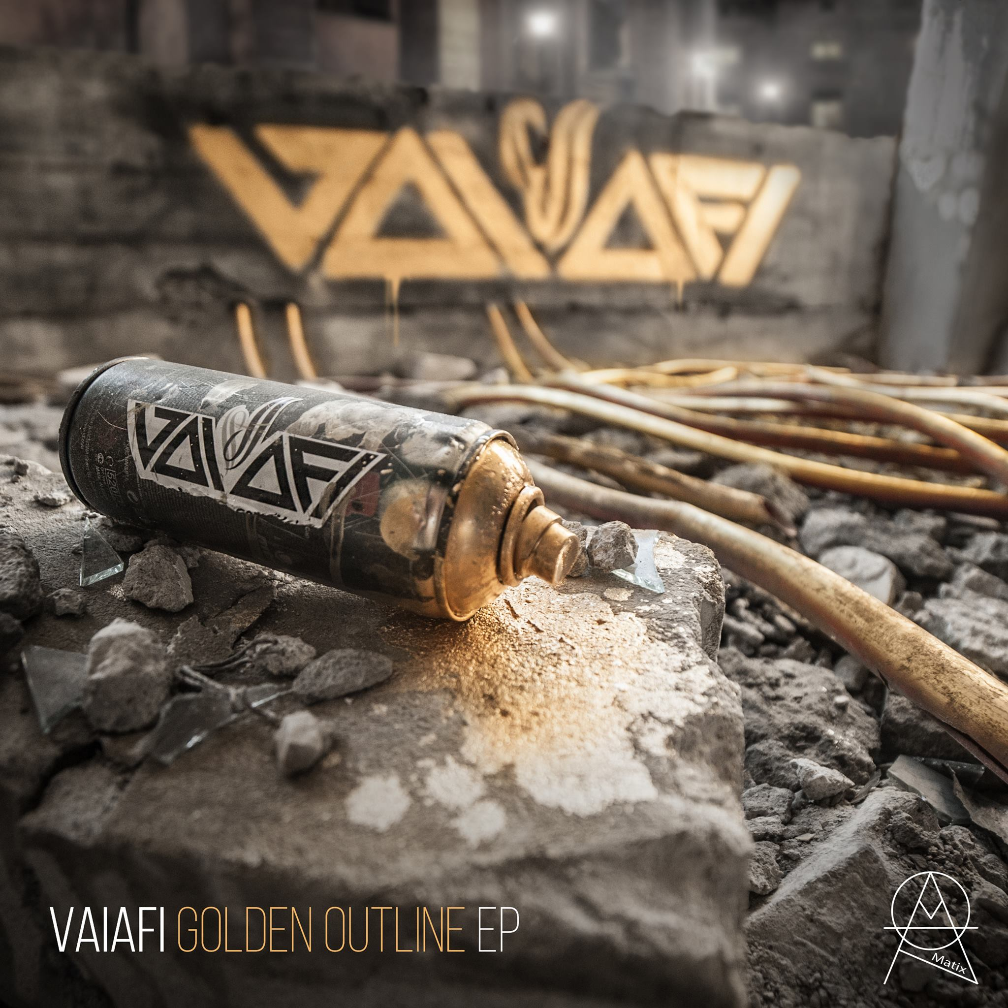 Vaiafi - The Golden Outline EP
